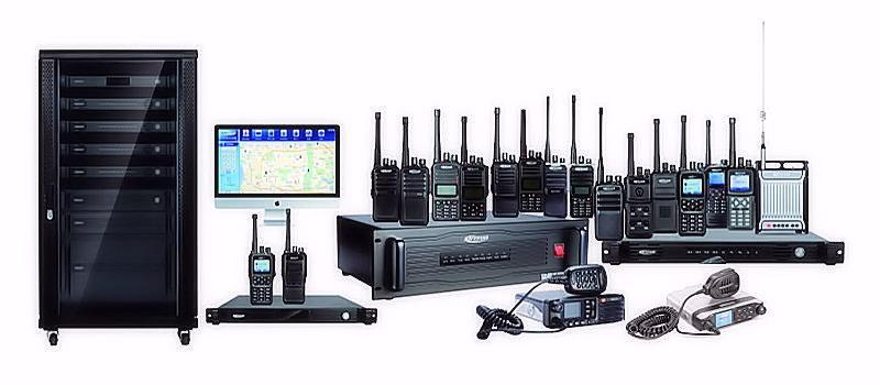 Цифровая радиосвязь DMR