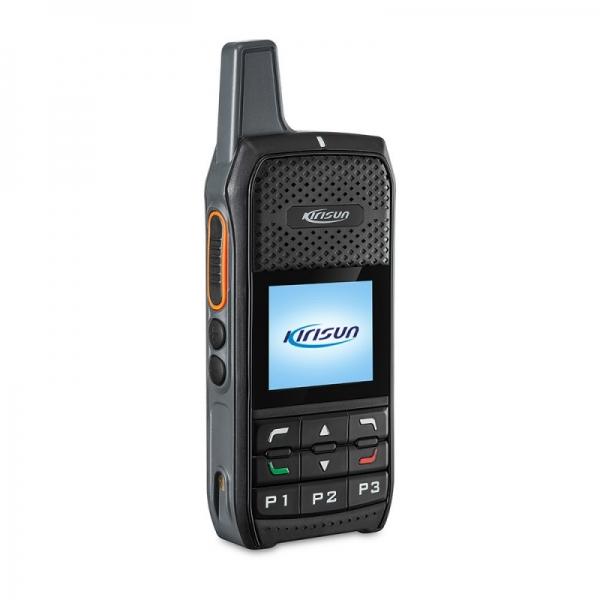 T350. Портативная POC радиостанция 4G