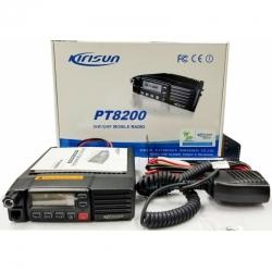 PT8200. Автомобильная аналоговая радиостанция