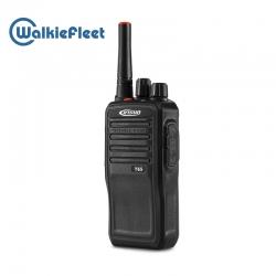 T65. Портативная POC радиостанция 4G, WiFi