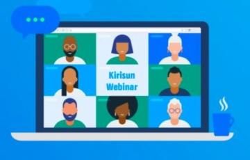 Kirusun проводит серию вебинаров для поддержки партнеров